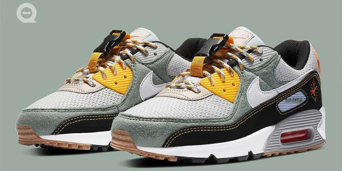 Nike Is About To launch Air Max 90 Due To Adventurous Sneaker Freaks