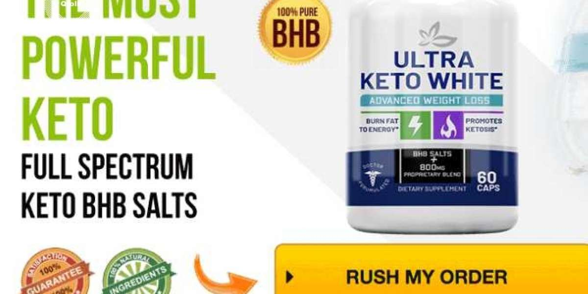 Ultra Keto White More and more people are turning to weight loss pills