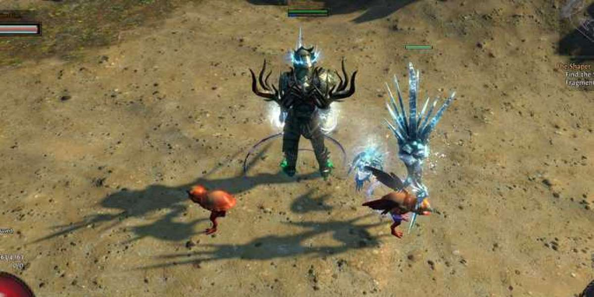 Path of Exile giving away free Mystery Twilight Boxes