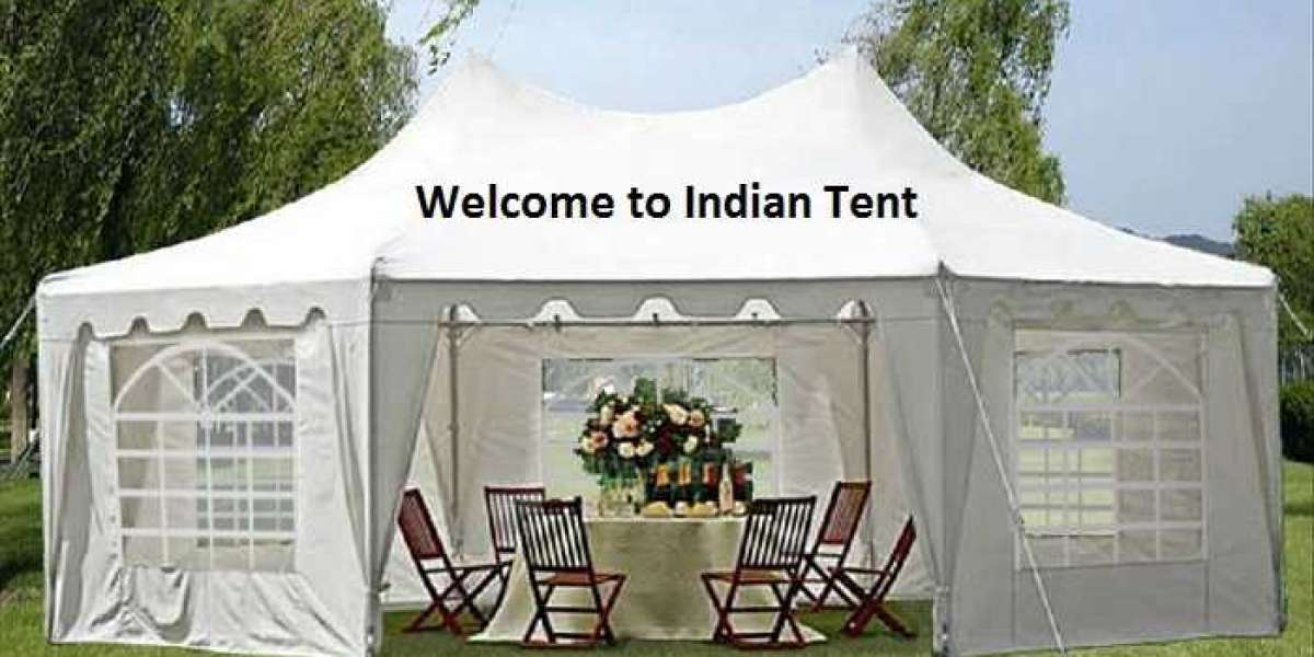 Event Tent for Wedding