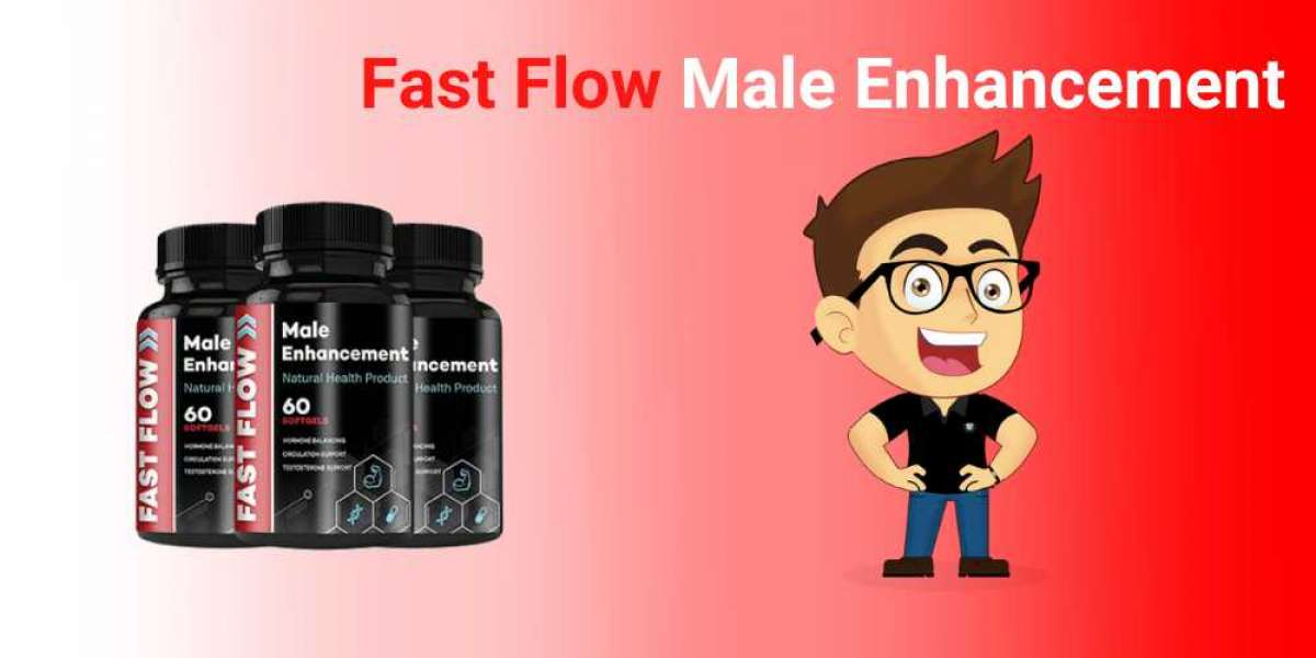 Fast Flow Fast Flow Male Enhancement The Best Testosterone Booster for Men