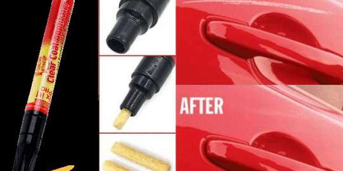 A car Scratch Undo Pro remover can safely restore your car's finish permanently!
