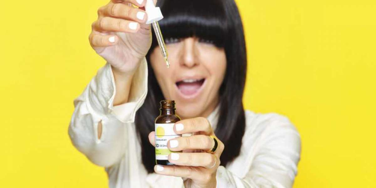 Claudia Winkleman CBD Oil [United Kingdom-UK] Reviews and Side Effects!
