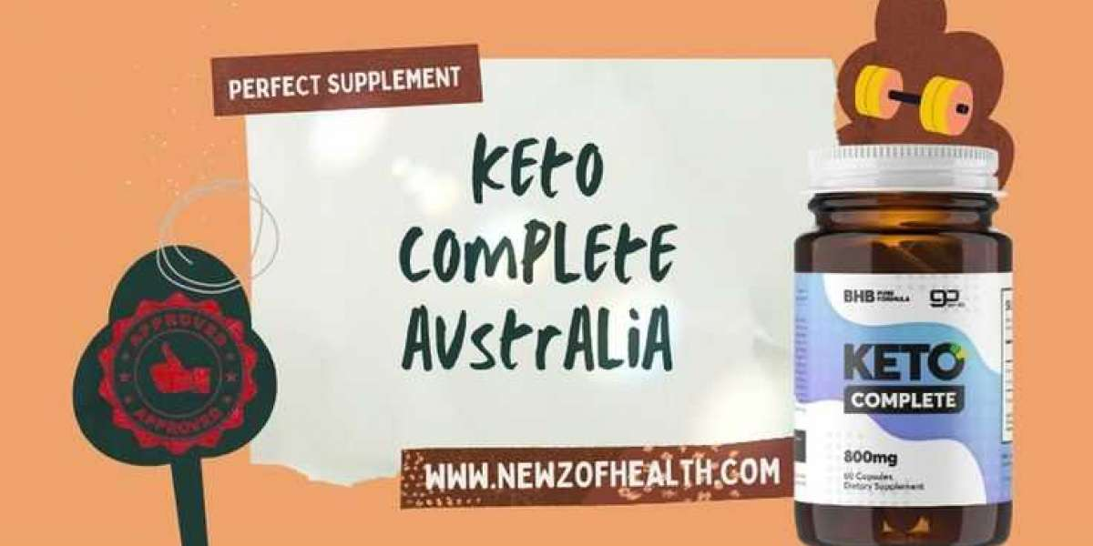 Keto Complete Australia Pills Reviews- Ingredients, Scam, Price or Results