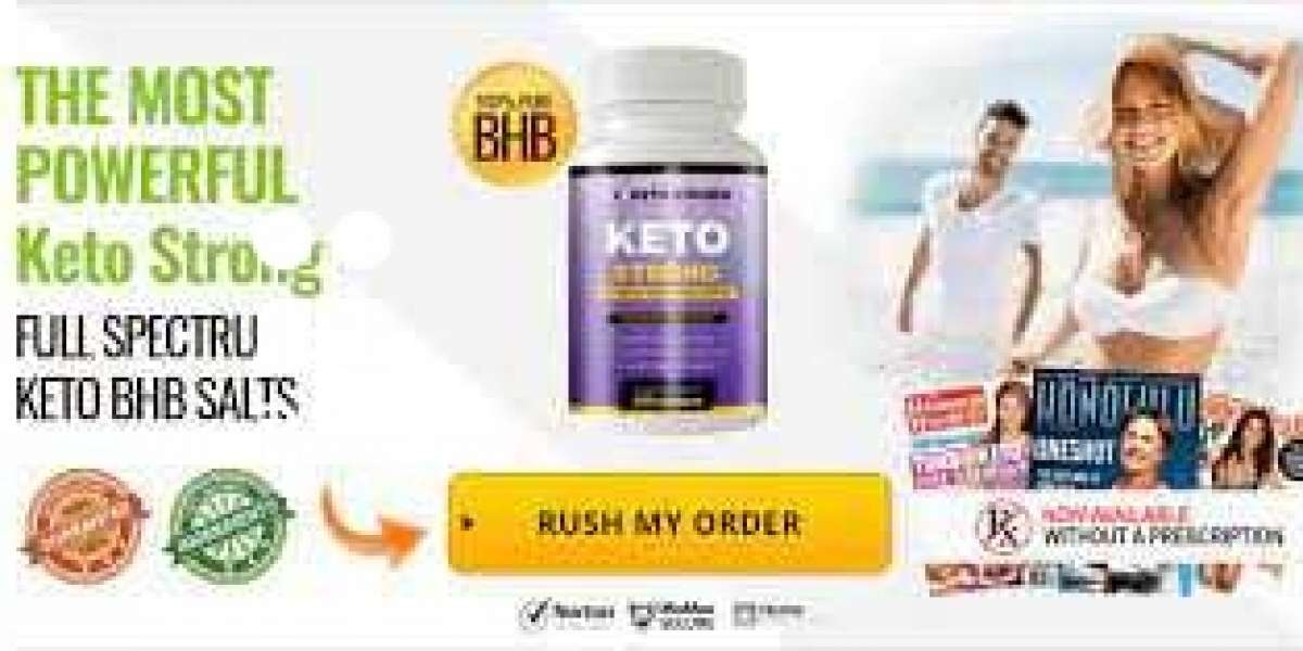 Keto Strong Canada Reviews- Pills Ingredients, Side Effects, Price or Scam