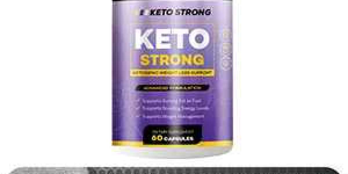 Keto Strong Get Strong Fat Burning With A Ketogenic Diet!