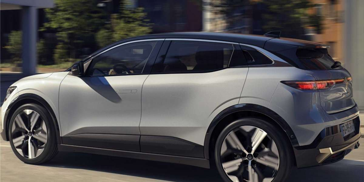 The new Renault Megane E-TECH Electric with a 60 kWh battery