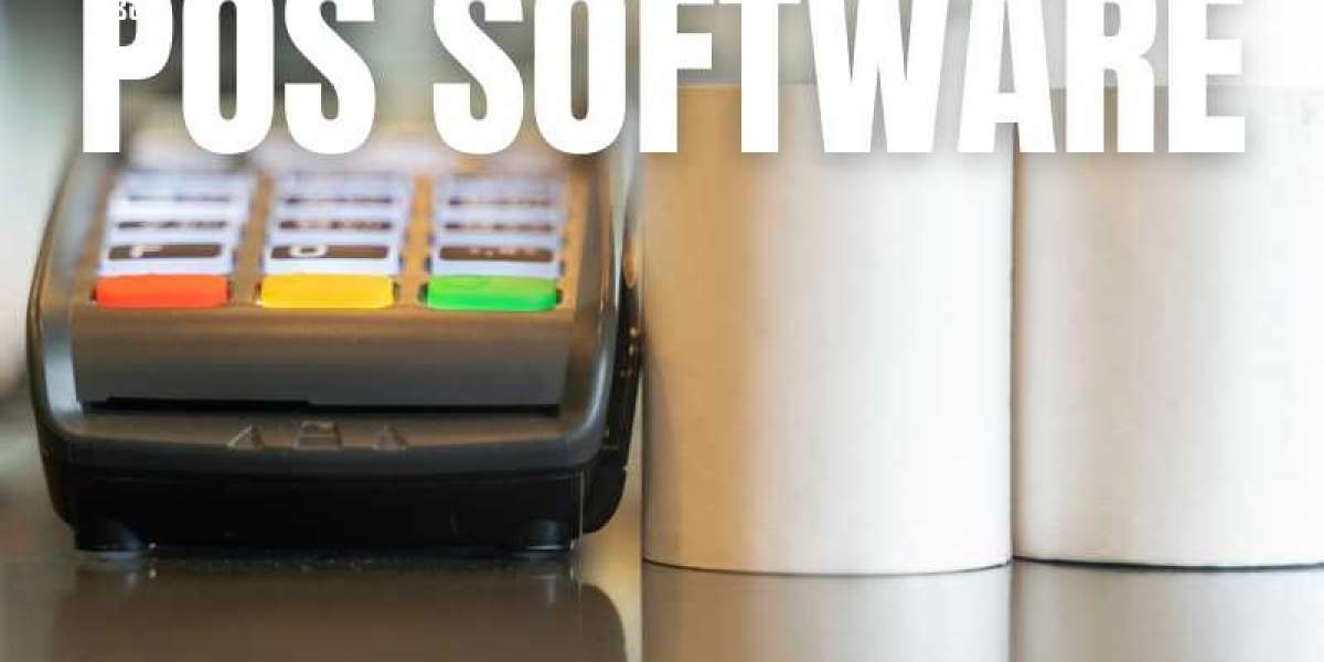 POS Software Functions that can be understood at a glance